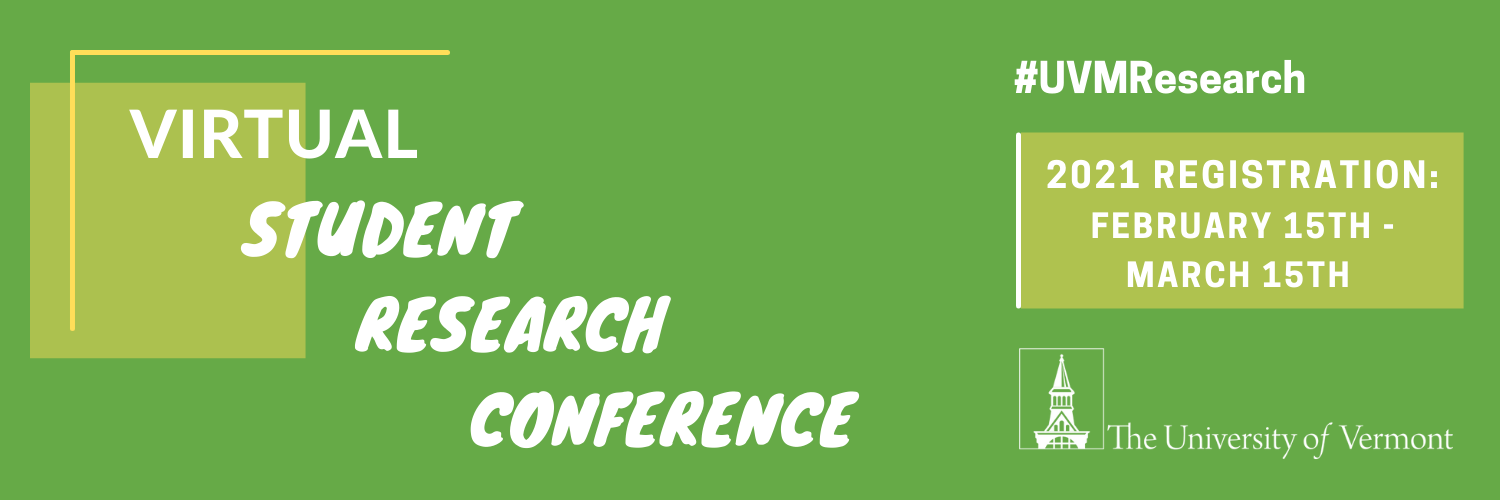 UVM Student Research Conference