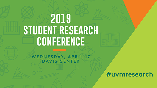 2019 Student Research Conference