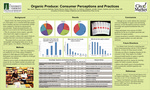 Organic Produce: Consumer Perceptions and Practices by Aaron Bos, Lawrence Dagrossa, Rachel McEntee, David Morrow, Erin Perko, Anthony Vu, Jennifer Wlodarski, Caroline Homan, and Robert Luby