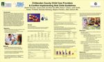 Chittenden County Child Care Providers & Conflict Implementing Sick Child Guidelines by Shahin Foroutan, Joanna Gell, Hui-Shan Hsu, Elena V. Simon, Justin Smith, Kirsten Threlkeld, Nicholas Weinberg, Meghan Flanders, and Jillian Sullivan