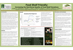 Food Shelf Friendly: Increasing the Nutritional Quality of Food Shelf Donations