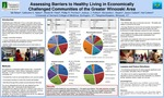 Assessing Barriers to Healthy Living in Economically Challenged Communities of the Greater Winooski Area