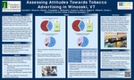 Assessing Attitudes Towards Tobacco Advertising in Winooski, VT