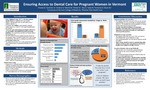 Ensuring Access to Dental Care for Pregnant Women in Vermont by Katia Chavez, Heather Gardiner, Shane Greene, Nicolas Monte, Dwight Parker, Shravan Rao, Reiko Sakai, Kristin Fontaine, and Wendy Davis