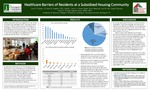 Healthcare Barriers of Residents at a Subsidized Housing Community by Curtis T. Adams, Amy M. Hopkins, Daniel J. Ianno, H. Omer Ikizler, Kristi Kilpatrick, Jani M. Kim, Sargis Ohanyan, Sarah K. Russell, and Virginia Hood