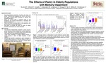 The Effects of Poetry in Elderly Populations with Memory Impairment by Michael Burton, Katherine Clifford, John P. Corbett, Midori Eckenstein, Jenna Conway Jorgensen, Stephanie S. Kulaga, Hyunsoo Joshua No, Nathaniel White, and Judith Christensen