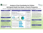 Analysis of Care Coordination for Children with Special Health Care Needs: A Parent's Perspective
