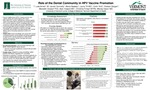 Role of the Dental Community in HPV Vaccination Promotion by Thomas Luke Arnell, Maeve Donnelly, Alexis Nadeau, Laura Till, Collin York, Pedram Zargari, Alan Howard, Wendy Davis, and Christine Finley