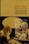 University of Vermont, College of Medicine Bulletin