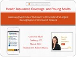 Health Insurance Coverage and Young Adults