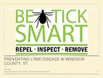Preventing Lyme Disease in Windsor County, VT
