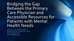 Bridging the Gap Between the Primary Care Physician and Accessible Resources for Patients with Mental Health Needs