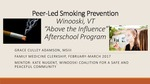 Peer-Led Smoking Prevention in Winooski, Vermont