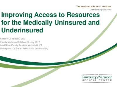 improving access to health care for the uninsured in united states It provides guidelines for how health professionals can help improve access to needed providing access to quality health care for health care in united states.