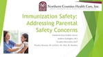 Immunization Safety: Addressing Parental Safety Concerns