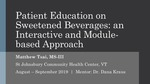 Patient Education on Sweetened Beverages: an Interactive and Module-based Approach