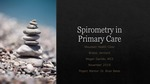 Spirometry in Primary Care
