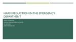 Harm Reduction in the Emergency Department
