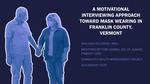 A Motivational Interviewing Approach Toward Mask Wearing in Franklin County, Vermont