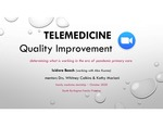 Telemedicine Quality Improvement by Isidora R. Beach