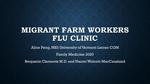 Migrant Farm Workers Flu Clinic