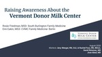 Raising Awareness About the Vermont Donor Milk Center