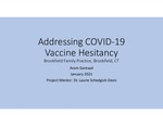 Addressing COVID-19 Vaccine Hesitancy by Aram S. Garewal