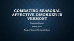 Combating Seasonal Affective Disorder in Vermont by Prasanna Kumar