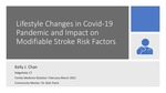 Lifestyle Changes in Covid-19 Pandemic and Impact on Modifiable Stroke Risk Factors
