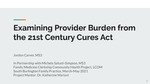 Examining Provider Burden from the 21st Century Cures Act