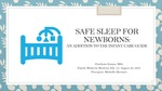 Safe Sleep for Newborns: An Addition to the Infant Care Guide by Charlotte B. Gemes