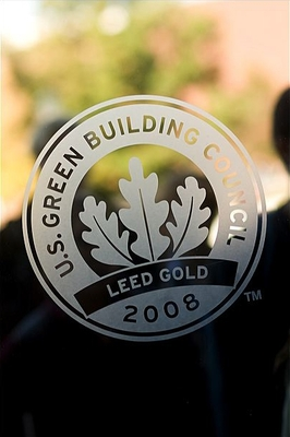UVM has a Green Building Policy