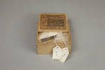 Catgut Vials in wooden box